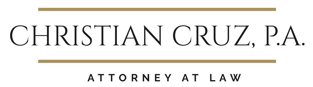 Christian Cruz PA Logo